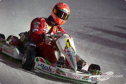 Course de kart : Michael Schumacher