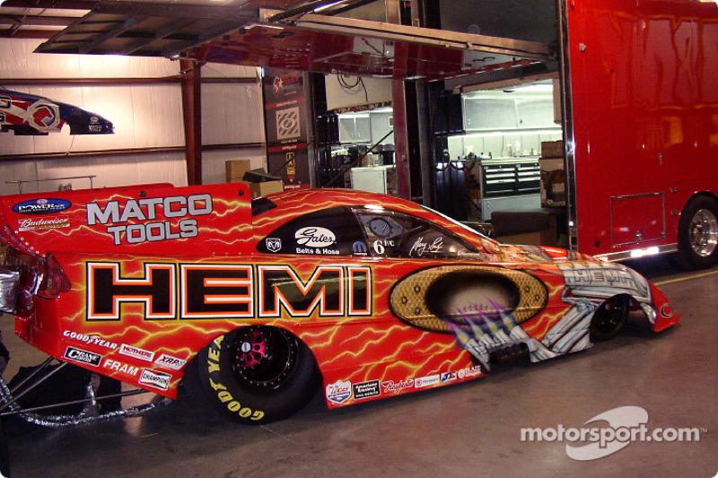 First look at Gary Scelzi's all-new HEMI Oakley Dodge ...