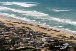 La plage à Dakar