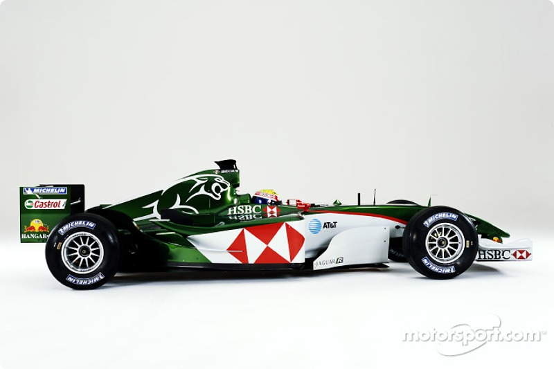 The new Jaguar R5
