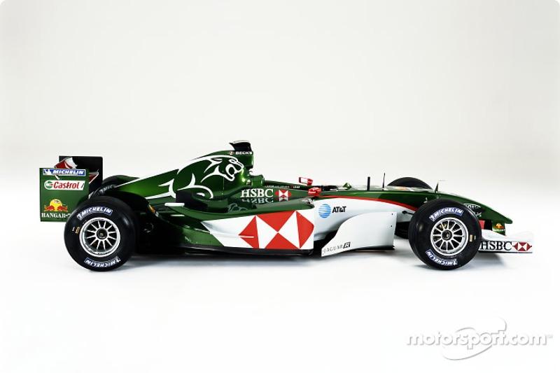 yeni Jaguar R5