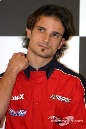 Interview de Vitantonio Liuzzi sur la scène Autosport