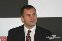 Jamie Davies interview on Autosport Stage