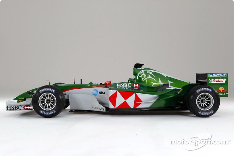 #9: Jaguar R5 (2004)