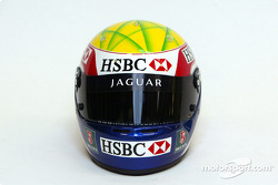Casque de Mark Webber
