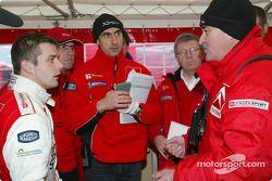 Sébastien Loeb y Guy Fréquelin