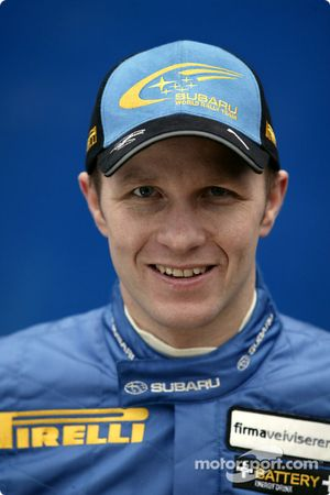 Photoshoot pour Petter Solberg