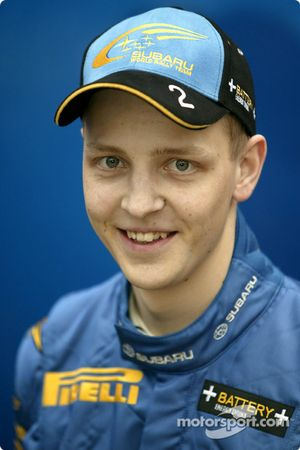 Photoshoot pour Mikko Hirvonen