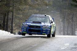 Mikko Hirvonen et Jarmo Lehtinen