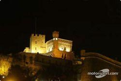 Le palais princier à Monaco