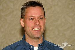 Darrel Russell, pilote Top Fuel pour Joe Amato