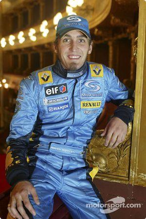 Test Pilotu Franck Montagny