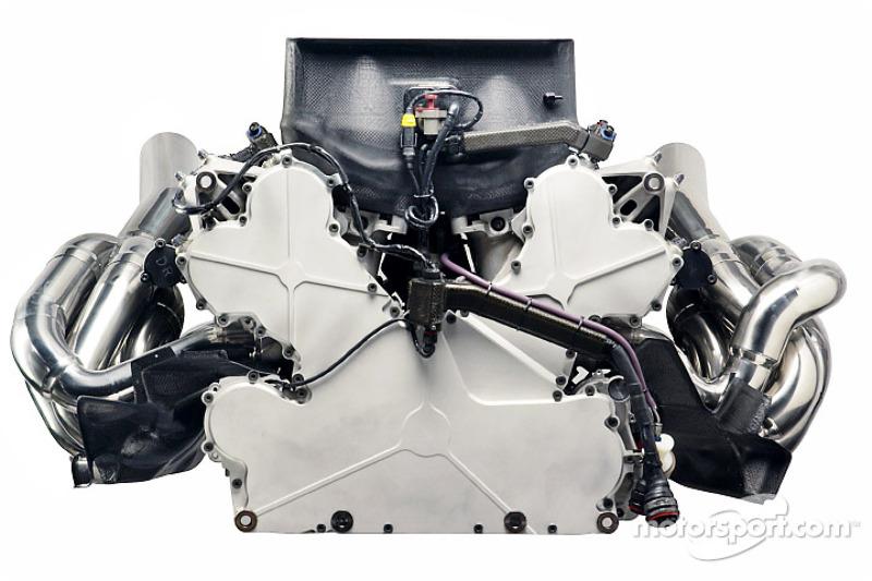 雷诺R24引擎