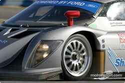 La Ford Multimatic n°5 du Essex Racing (Joe Pruskowski, Justin Pruskowski, Ross Bentley, Scott Maxwell)
