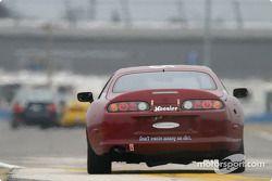 La Toyota Supra n°86 du Road Runner Racing (Bob Henderson, Eric Van Cleef, Chip Herr)