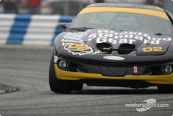 #02 Powell Motorsport Firebird: Mike Weinberg, Don Knowles