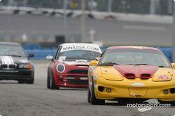 #45 Michael Baughman Racing Firebird: Frank DelVecchio, Bob Ward
