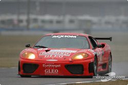 La Ferrari 360GT n°94 de Mastercar (Mauro Casadei, François Labhardt, Manfred Jurasz, Jim Michaelian)