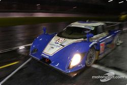 Arrêt aux stands pour la Ford Multimatic n°70 de SpeedSource (Sylvain Tremblay, Selby Wellman, Larry