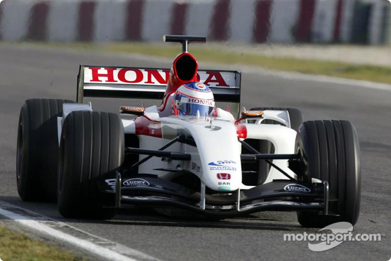 Jenson Button: 15 ikincilik