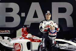 Takuma Sato ve yeni BAR 006