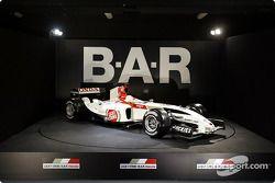 yeni BAR Honda 006