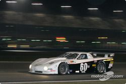 La Corvette n°60 du Xtreme Racing Group (Anthony Puleo, Robert Dubler, Squeak Kennedy, Joe Evans)