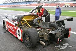 La Chevrolet Crawford n°4 du Howard - Boss Motorsports (Butch Leitzinger, Elliott Forbes-Robinson, D