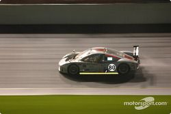 La BMW Picchio n°80 du G&W Motorsports (Hugo Guénette, Steve Marshall, Danny Marshall, Fabio Spatafo