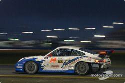 La Porsche GT3 Cup n°14 du Autometrics Motorsports (Cory Friedman, Bransen Patch, Lynn Wilson, Adam Merzon, Mike Smith)