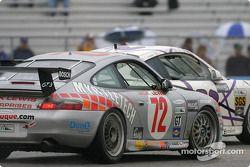 #72 Jack Lewis Enterprises Porsche GT3 Cup: Jack Lewis, Edison Lluch, Tom McGlynn, Manuel Matos