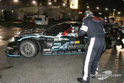 Specter Werks / Sports Corvette heads back to the race