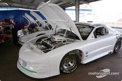 Le garage de l'IROC