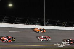 Jamie McMurray, Dale Earnhardt Jr., Tony Stewart and Kevin Harvick