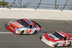 Mark Martin and Dale Earnhardt Jr.