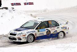 Per-Gunnar Andersson et Jonas Andersson