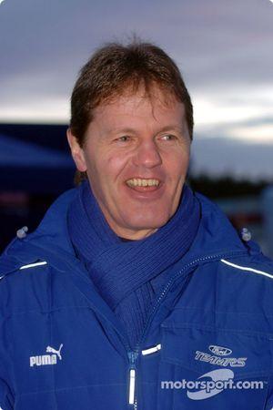 Malcolm Wilson, de Ford