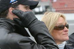 Kyle Petty et sa femme Pattie