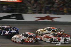 Restart: Rusty Wallace, Mike Skinner, Dale Earnhardt Jr. and Dale Jarrett