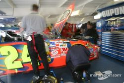 Garage Hendrick Motorsports