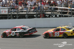 Ward Burton and Jeff Burton