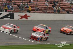 Dale Earnhardt Jr., Kyle Petty et Jeff Gordon