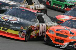 Johnny Benson y Robby Gordon