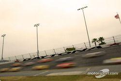 Daytona on the wall