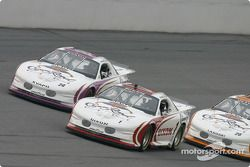 Scott Dixon et Travis Kvapil