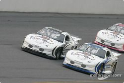 Kevin Harvick et Jimmie Johnson