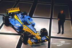 yeni Renault R24 is presented