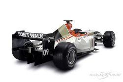The new BAR Honda 006