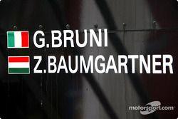 La Minardi en détails