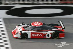 #4 Howard - Boss Motorsports Chevrolet Crawford: Butch Leitzinger, Elliott Forbes-Robinson, David Brule, Jimmie Johnson